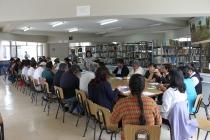 Biblioteca Central de la Universidad Nacional Jorge Basadre Grohman