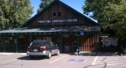 Foresthill Library