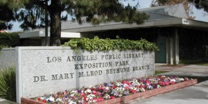 Exposition Park Regional Branch Library