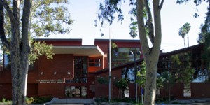 Woodland Hills Branch Library
