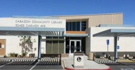 Cabazon Branch Library