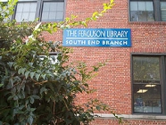 South End Community Center Branch Library