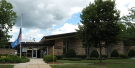 Everett Roehl Marshfield Public Library