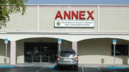 Palm Beach County Public Library System Annex