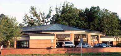 Five Forks Branch Library