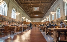 New York Public Library -- Research Libraries