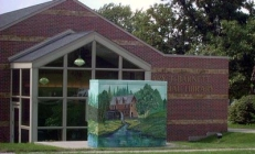 Mary J. Barnett Memorial Library