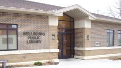 Wellsburg Public Library