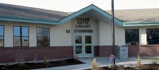 Lizard Butte District Library
