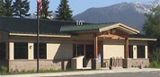 Clark Fork Branch Library