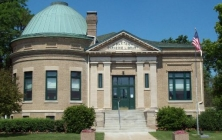 Paxton Carnegie Library