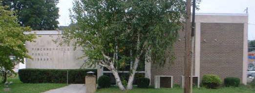 Pinckneyville Public Library