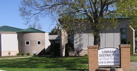 Linn County Library -- District #2