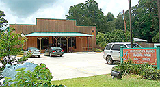 West Ouachita Branch Library