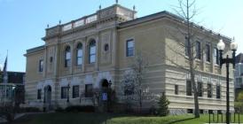 Adams Free Library