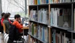 Bibliothèque de la Ecole des Ponts Paristech