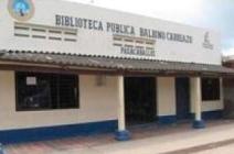 Biblioteca Pública Balbino Carreazo