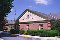 Chevy Chase Community Branch Library
