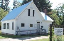 Lewis Dana Hill Memorial Library