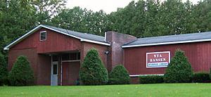 Walter T. Hansen Memorial Library
