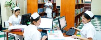 Biblioteca de la Universidad Privada Arzobispo Loayza