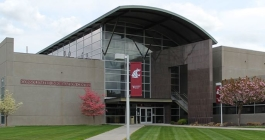 Max E. Benitz Memorial Library <br />located in the Consolidated Information Center