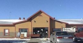 Blackfeet Community College Library