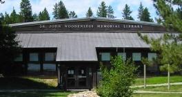 Dr. John Woodenlegs Memorial Library