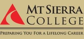 Mt Sierra College Library