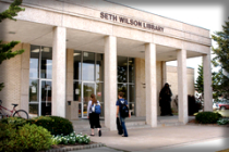 Seth Wilson Library at Ozark Christian College