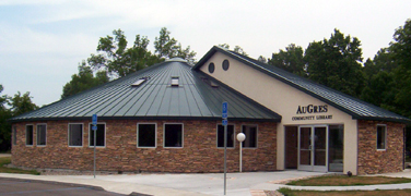 Au Gres Branch Library