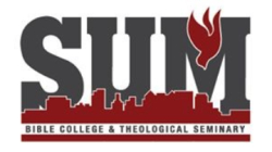 SUM Bible College and Theological Seminary Library