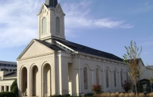 First Baptist Church -- Athens GA