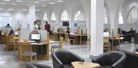 Rafik Hariri University Library