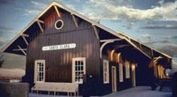 South Bay Historical Railroad Society Library