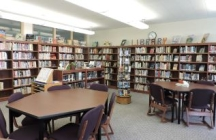 North Dakota Youth Correctional Center Library