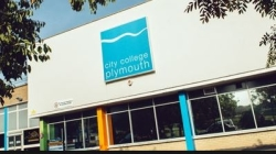 City College Plymouth Library
