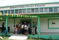 Riecken El Guante Public Library