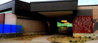 Heroes Regional Park Library