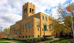Buckham Memorial Library
