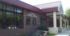 Comfrey Community Library