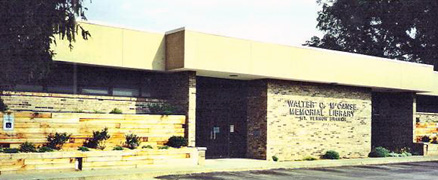 Mt. Vernon Branch Library
