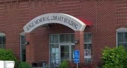 Junge Memorial Library Building