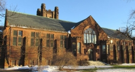 Mount Holyoke Library<br /> (photo credit: John Phelan)