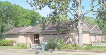 Poplarville Public Library