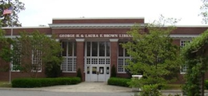 George H. And Laura E. Brown Public Library