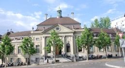 BCU Bibliothèque Cantonale et Universitaire de Fribourg