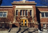 Alfred Dickey Public Library