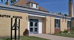 Hatton School and Public Library