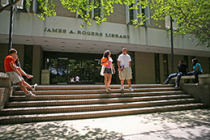 James A. Rogers Library